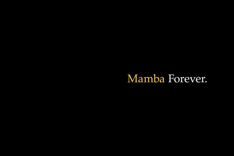 Kobe Bryant is 'forever' in Nike's Mamba tribute