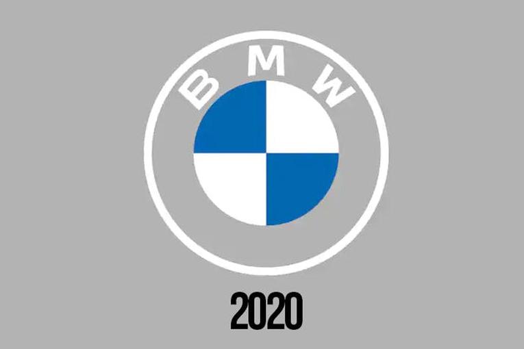 BMW: New Logo 2020