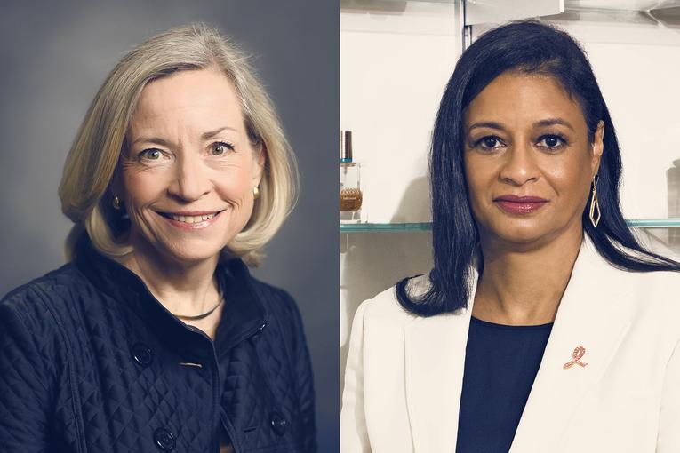 Facebook names two new directors, making board 40 percent women