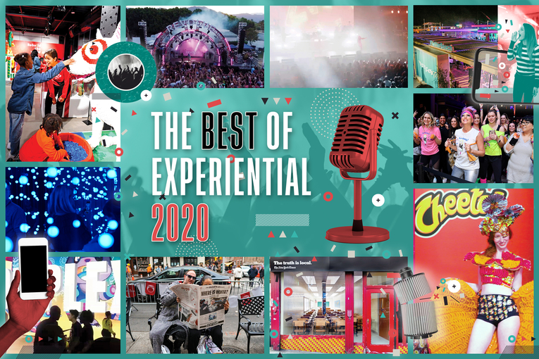 The Best of Experiential 2020