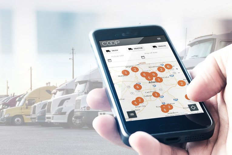 How Ryder rolled out a dating app for trucks