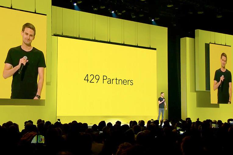 Snapchat to stream Snap Partner Summit online due to coronavirus threat
