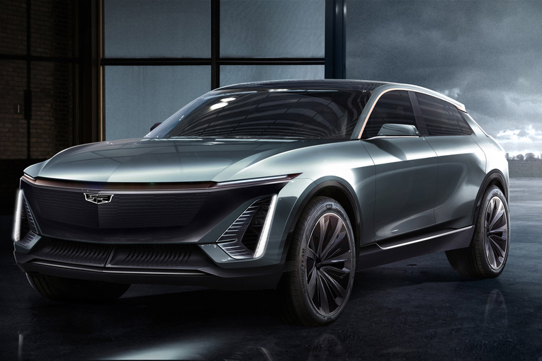 Cadillac cancels reveal of EV over coronavirus concerns