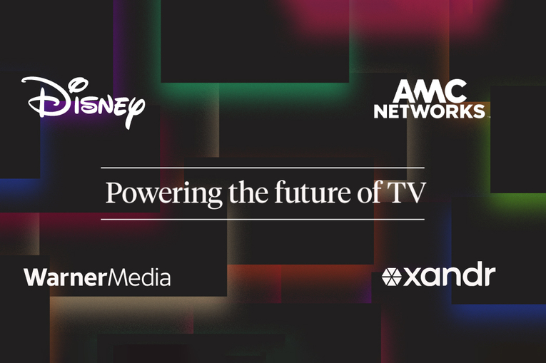 Xandr partners with AMC, Disney and WarnerMedia to improve TV audience targeting