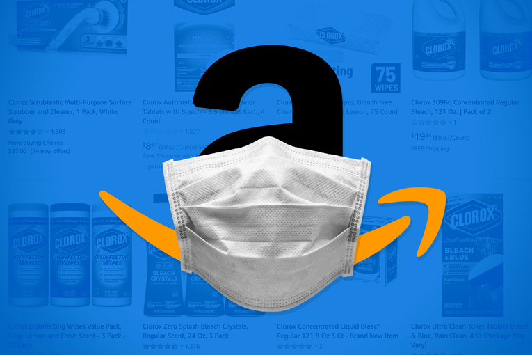 Clorox responds to gouging on Amazon, turns off ads as cleaning wipes run low