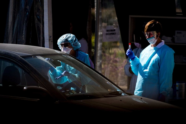 Target, Walgreens, CVS and Walmart to offer drive-through coronavirus testing