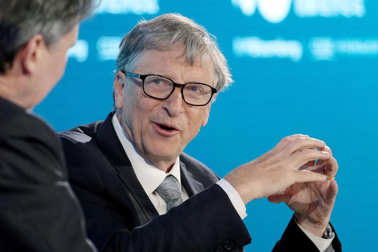 Bill Gates leaves Microsoft board to focus on philanthropy