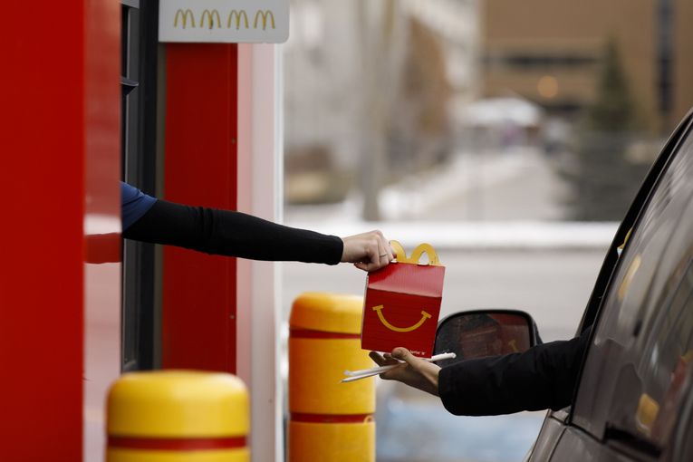 McDonald's shuts dining areas at company-owned locations and encourages franchises to follow suit
