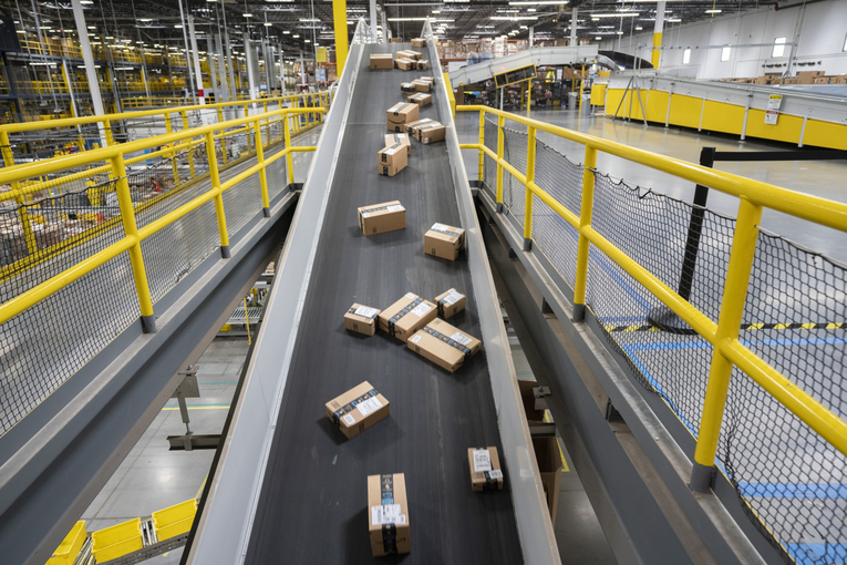 Amazon tells suppliers it won't accept new shipments of nonessential items until April 5