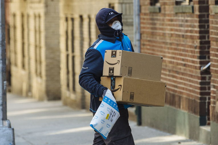Amazon workers to strike at New York City fulfillment center over coronavirus concerns