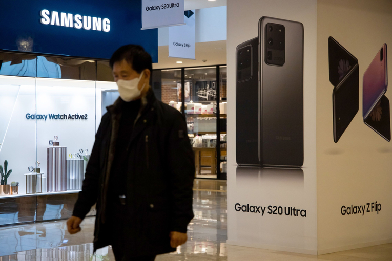Samsung will offer clues on how the coronavirus pandemic is roiling global tech