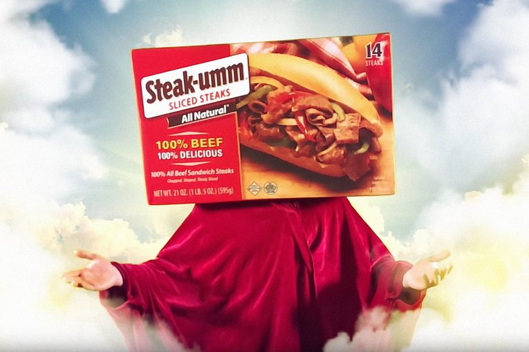 Steak-umm emerges as a surprising voice of reason during COVID-19