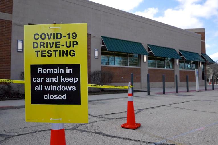 Walgreens expanding drive-through COVID-19 testing