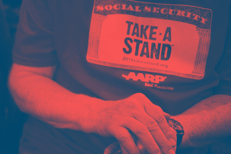 AARP quietly conducts creative review