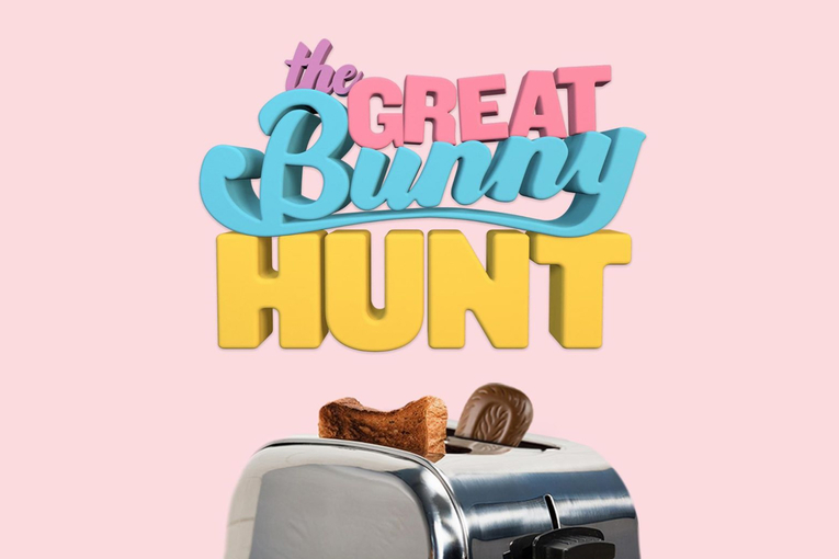 Russell Stover: The Great Bunny Hunt