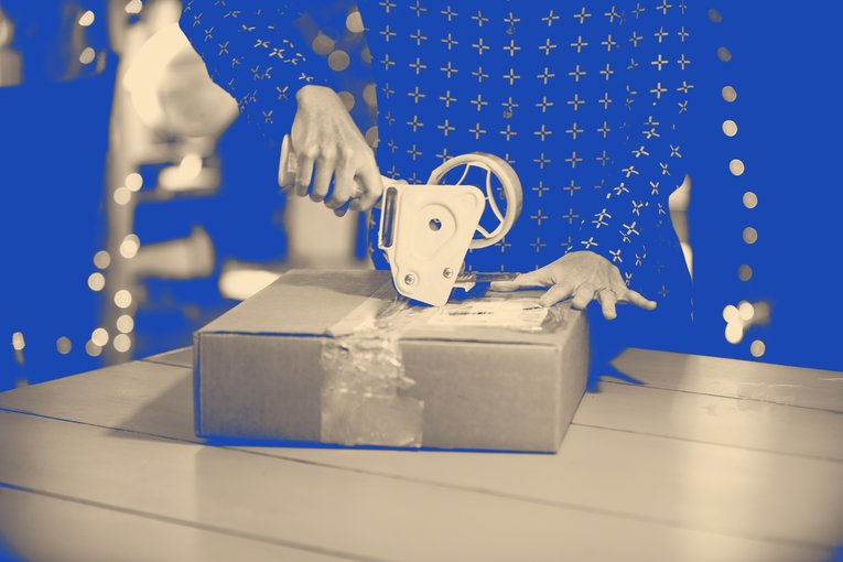 How a customer care package can be an event in a box