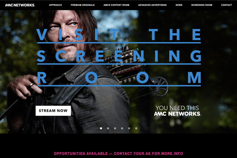 AMC Networks unveils new ad formats, free creative services in response to pandemic