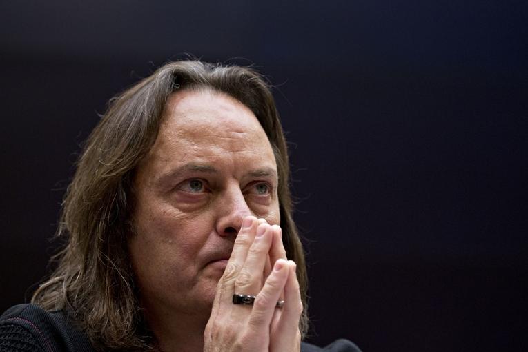 John Legere, former T-Mobile CEO, departs company's board