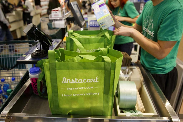 Instacart doubled its workforce in a month. Now it's seeking 250,000 more
