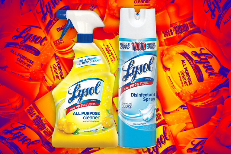 In wake of Trump comments, Lysol maker warns against using disinfectants to treat coronavirus