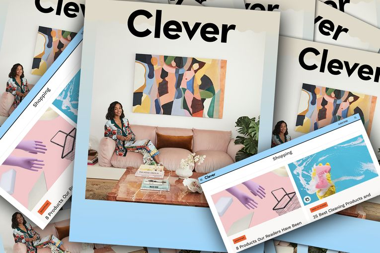 Architectural Digest's 'Clever' vertical relaunches with a big focus on e-commerce