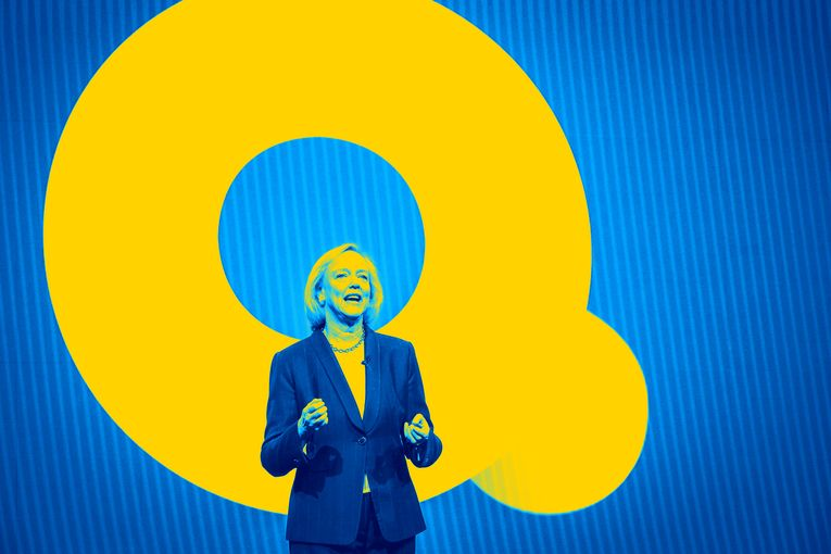 Watch: Quibi's Meg Whitman on launching a streaming service in a pandemic
