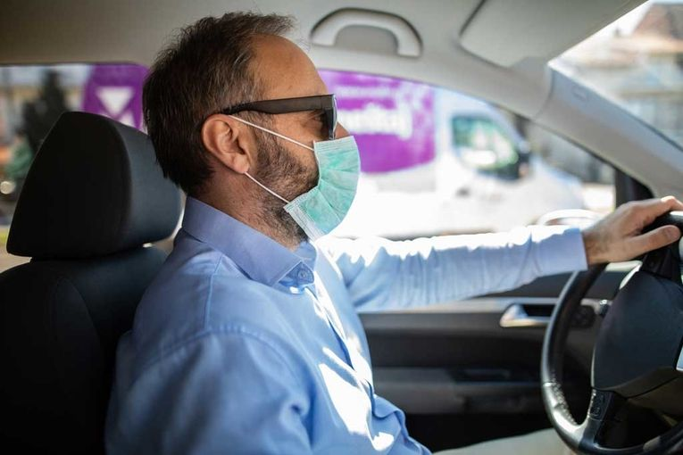 Uber is working on technology to check if drivers are wearing masks