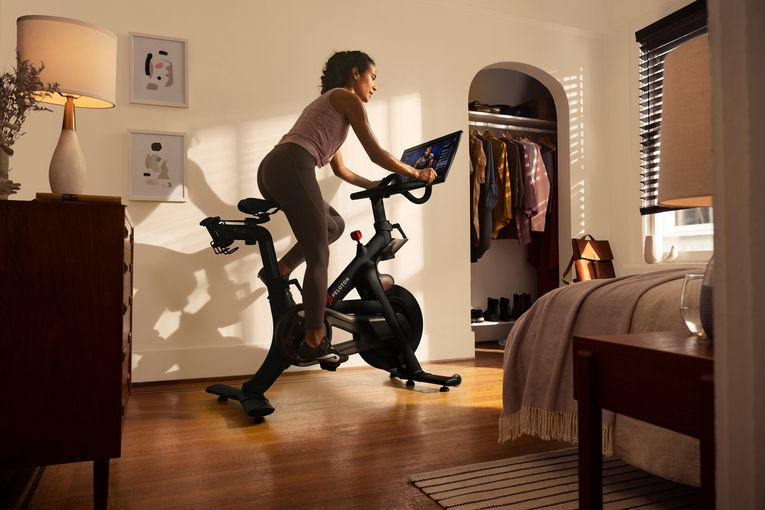 Peloton has become so popular during pandemic, it doesn't need marketing