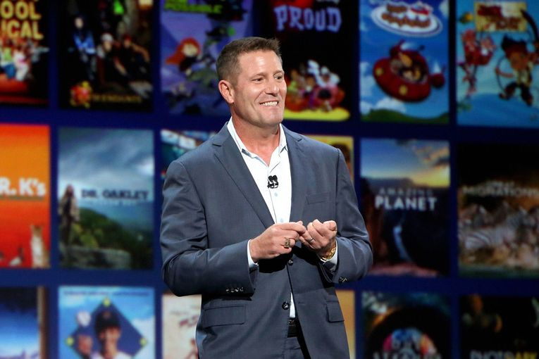Disney streaming czar Kevin Mayer is leaving to become the CEO of TikTok