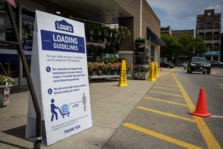 Home Depot and Lowe's are primed for historic growth during the pandemic