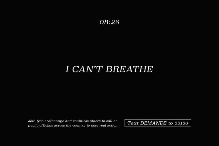 Viacom: I Can't Breathe