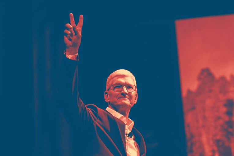 Apple CEO Tim Cook says his company must 'do more' to fight racial inequality