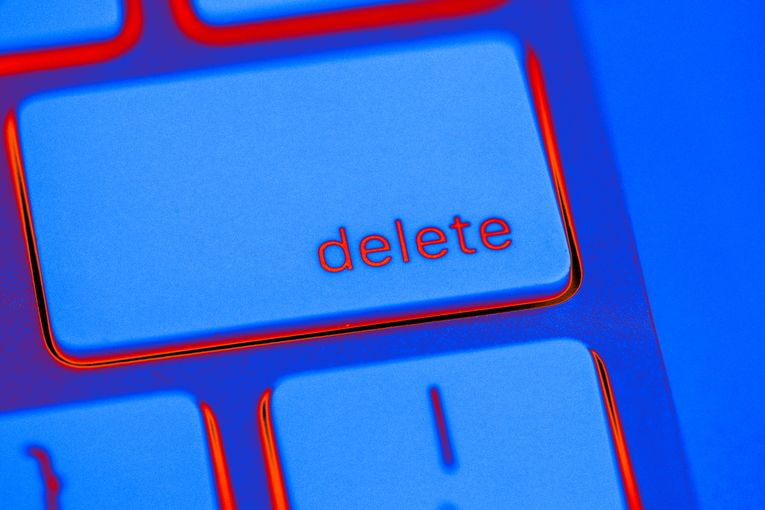 How to delete consumer data under CCPA guidelines