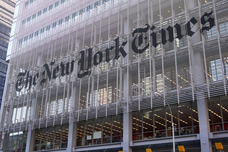 NYT opinion editor resigns after furor over 'Send in the Troops' op-ed