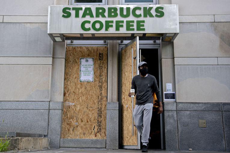 Starbucks anticipates a $3.2 billion coronavirus sales hit, plans faster rollout of new café format