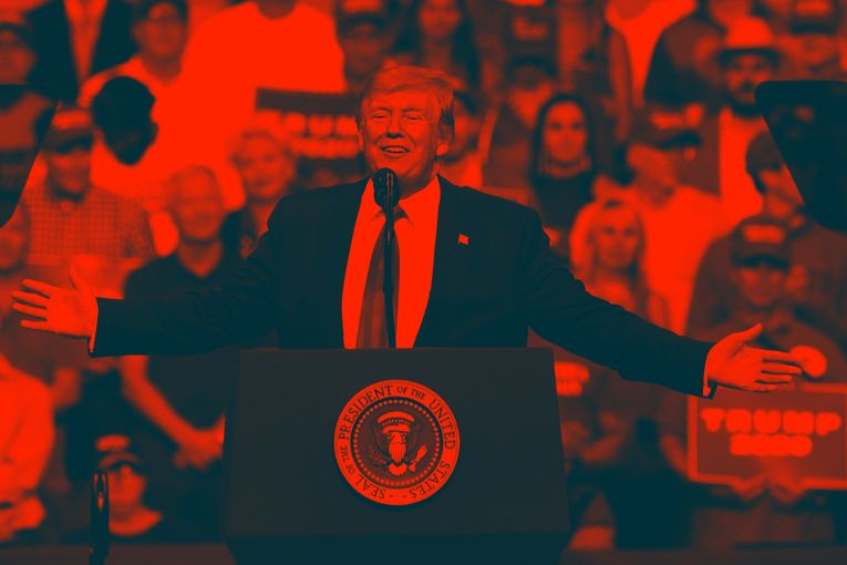 Republican Party will move Trump's convention acceptance speech to Florida