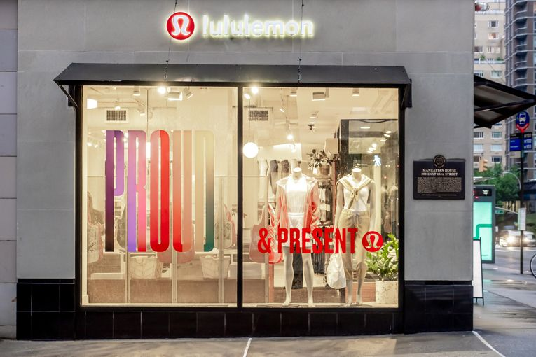 Lululemon remains 'very committed' to experiential stores