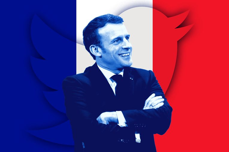 Emmanuel Macron told Jack Dorsey that Twitter is welcome to move to France