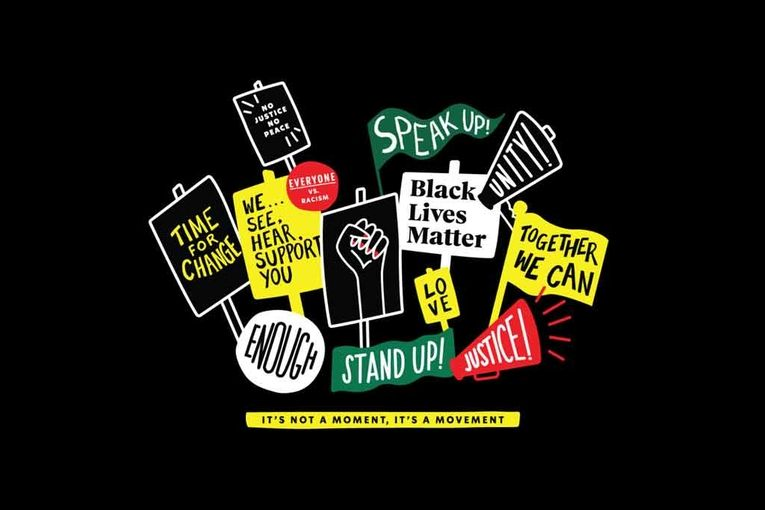 Starbucks unveils its own Black Lives Matter shirt designed by, and for, its employees