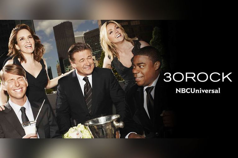 NBC brings back '30 Rock' for upfront event that will air on TV