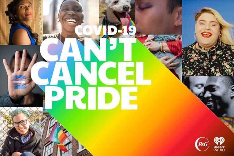P&G and iHeartMedia launch 'Can't Cancel Pride' COVID-19 relief benefit starring Katy Perry, Sia and Billy Porter