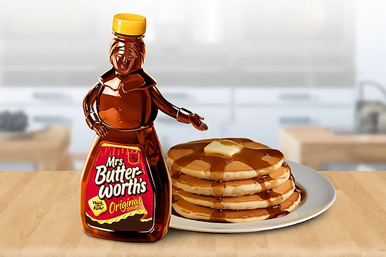 Conagra is reviewing the Mrs. Butterworth's brand following racial backlash