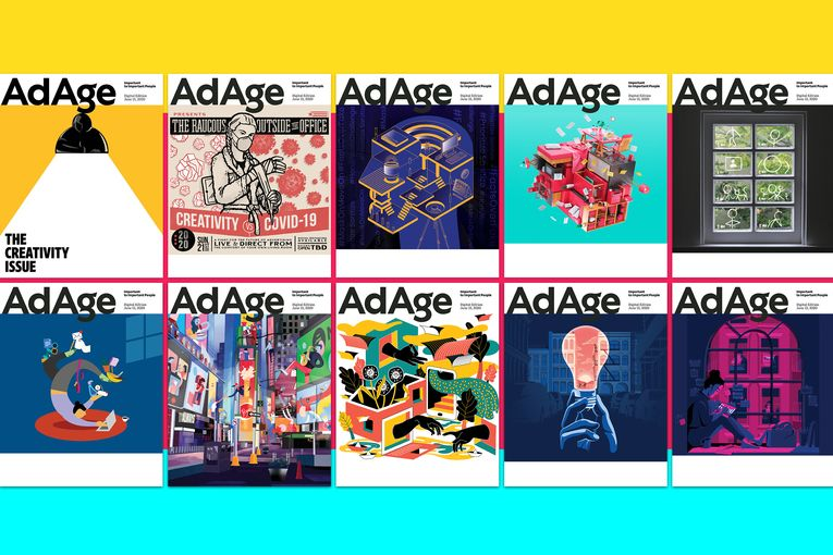 Watch: Ad Age Young Creatives Cover Competition celebration