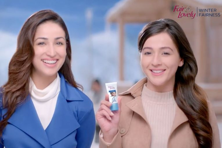 Unilever takes heat for Fair & Lovely in India as it criticizes racial injustice elsewhere