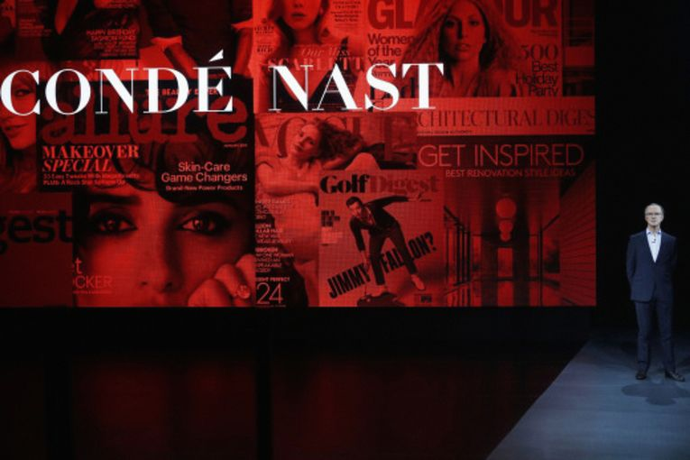 Condé Nast commits to diversity in NewFronts pitch