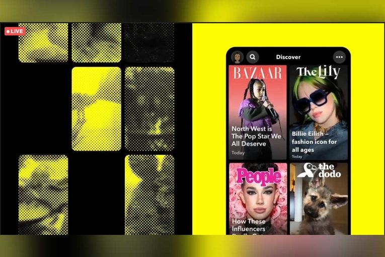 Snapchat promotes diversity in shows and news at its first NewFront, and ignores Trump
