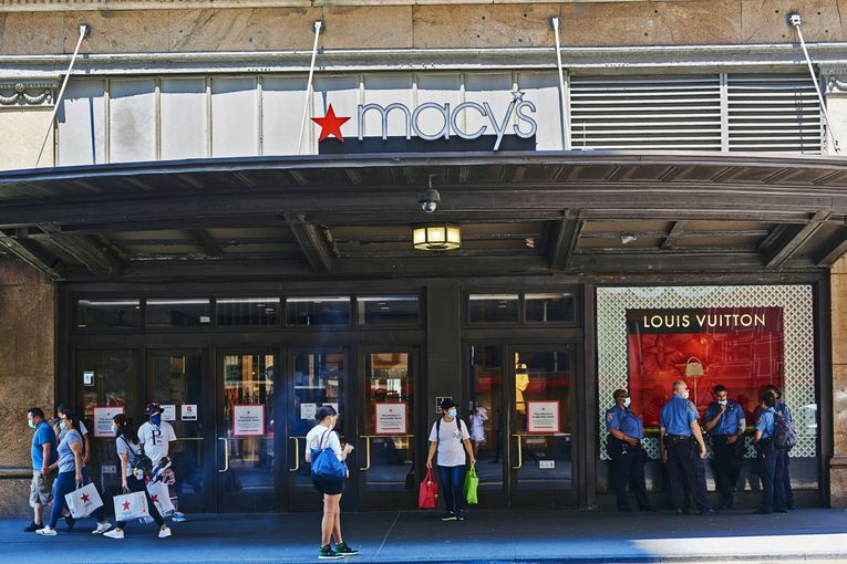 Macy's cuts 3,900 corporate jobs as layoffs hit headquarters