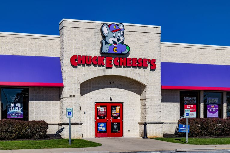 Chuck E. Cheese's parent company files for bankruptcy protection