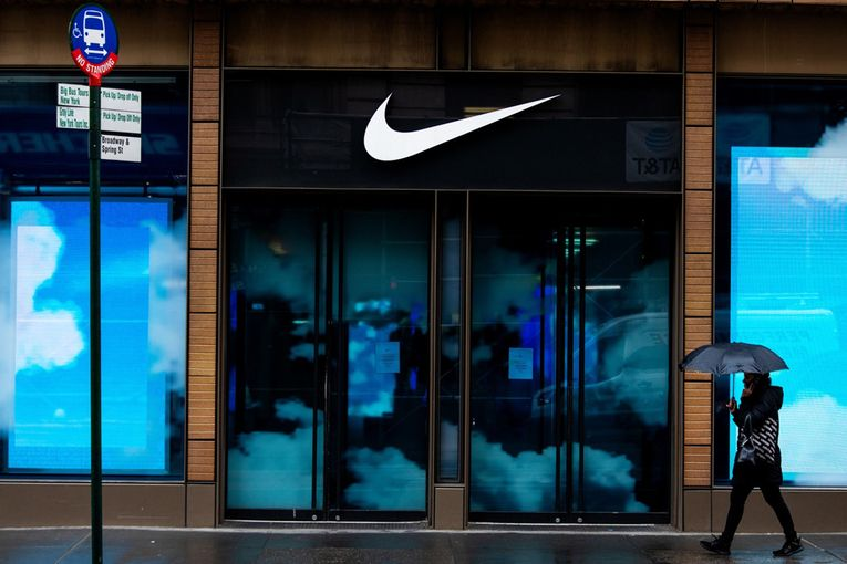 Pandemic hits Nike sales harder than expected