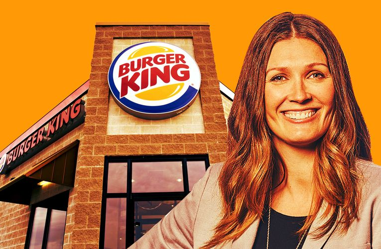 Burger King names Ellie Doty as chief marketing officer for North America